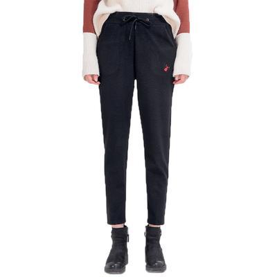 Women Bowknot Pants Chiffon High Waist Pant Lace Up Harem Pants Trousers