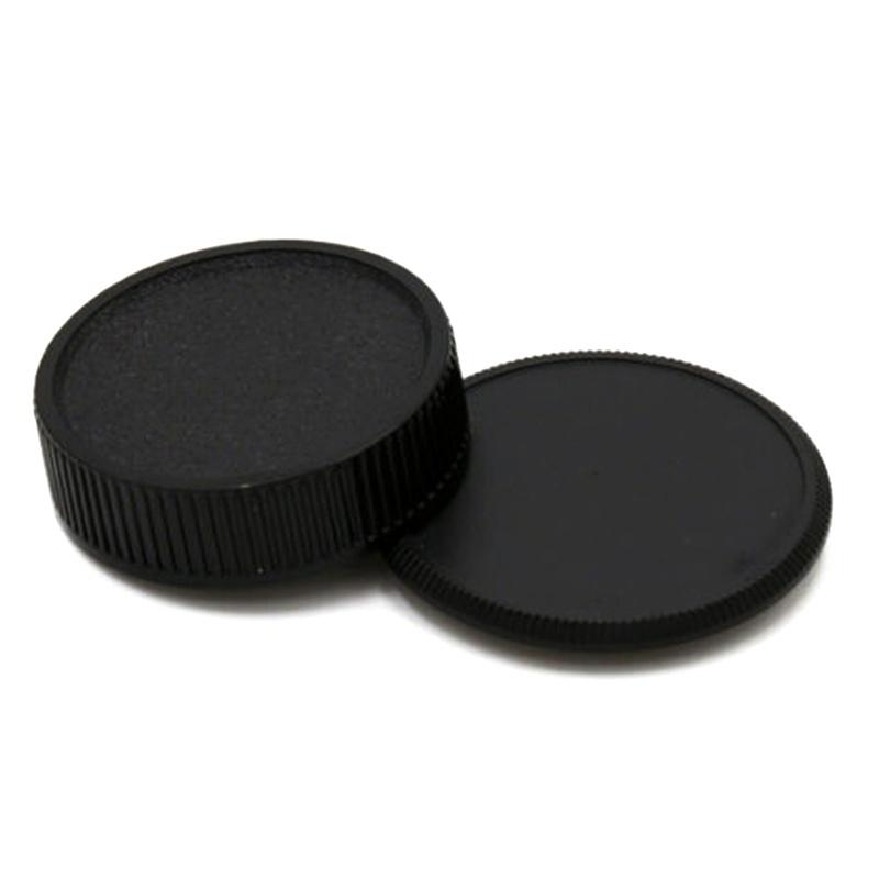 42mm Plastic Front Rear Cap Cover For M42 Digital Camera Body And Lens CL