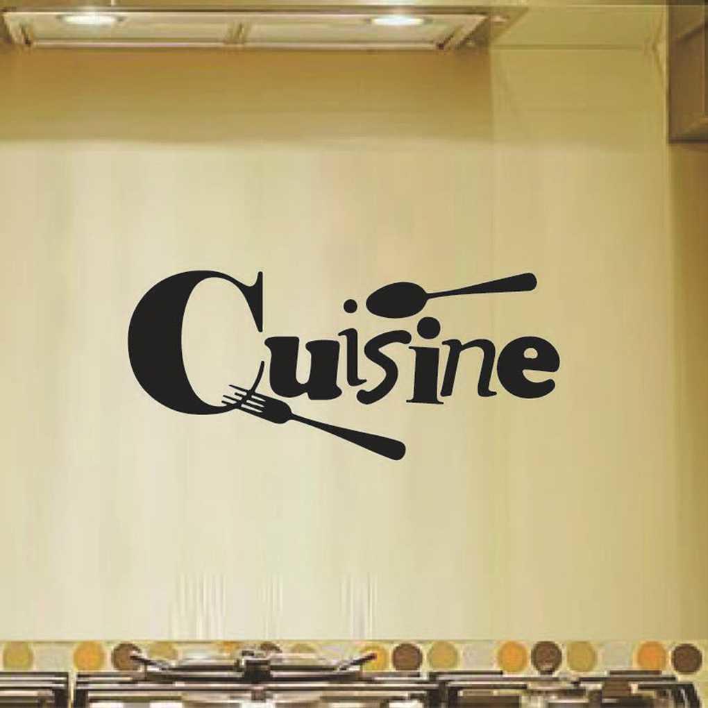 Stickers cuisine originaux affordable beautiful stickers muraux pas chers originaux ambiance - Stickers cuisine originaux ...
