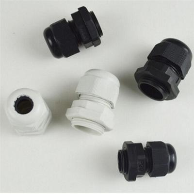 100 x imperméable 16mm IP68 compression câble farce glande avec écrous 5-10mm