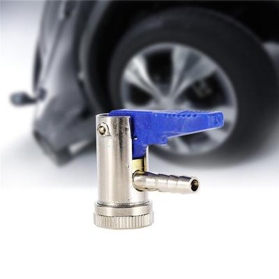 New Car Motorbike Tyre Airline Inflator Valve Tire Air Chuck Connector 6mm//8mm