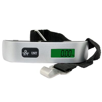 50 KG 10g Electronic Portable Digital Luggage Weight Hanging Scale Travel Food Weight