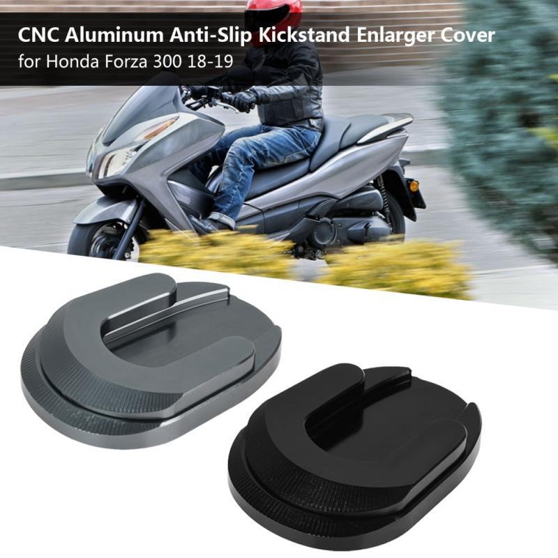 Universal Black Aluminium Alloy Nonslip Kickstand Enlarger Pad