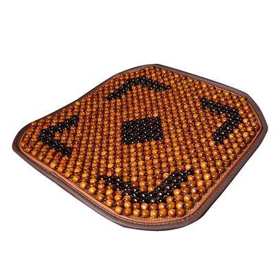 Fashion Natural Wood Beads Car Interior Seat Chair Pad Cushion Auto Cover Accessories
