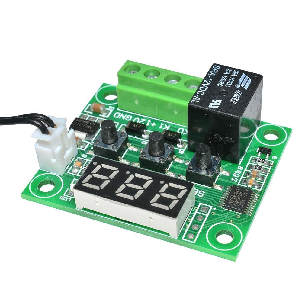 50~110°C DC12V W1209 Digital thermostat Temperature Control Switch sensor