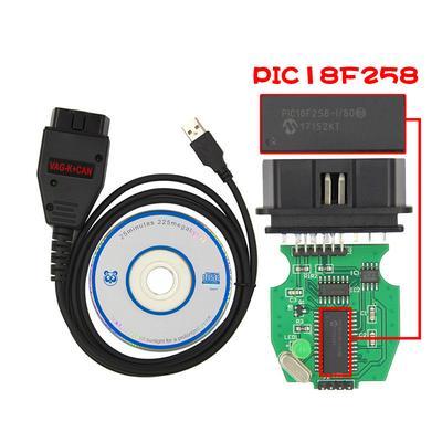 hr-tool /® Elm 327 mit einem Schalter WiFi CAN Bus Diagnose Code Scanner Modified 327 WiFi unterst/ützt alle OBD2 Protokolle und kann auf ISO//Android System