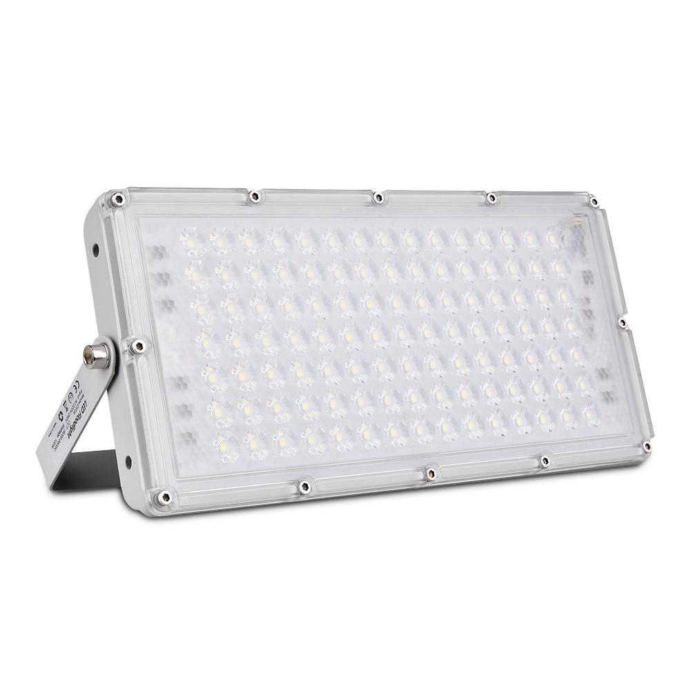 100W LED Module Floodlight Security Warm White Outdoor Garden Landscape Lamps