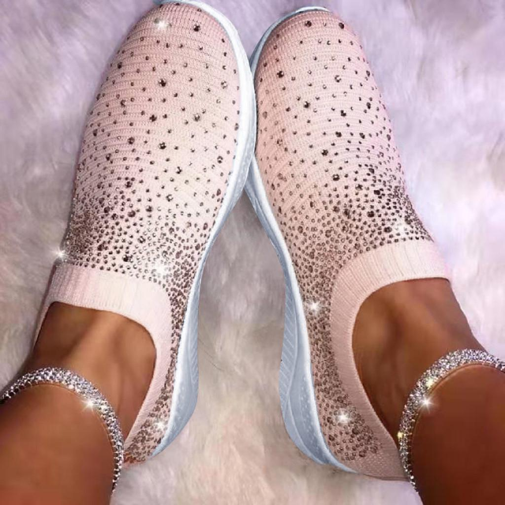 Ting room Women Shoes Female Shallow Hole Plus Size Solid Casual Shoes Woman Leisure Shoes,White,5