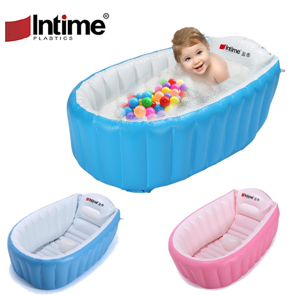 Intime Brand Baby Bath Tub Child Play Pool Ocean Ball Swim Center ...