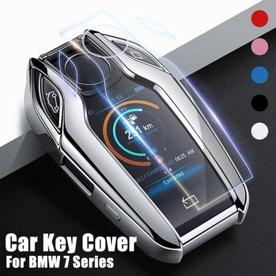 Leather Car Key Case Fob Cover For Bmw E90 E60 E70 E87 1 3 5 Series X5 X6 Buy At A Low Prices On Joom E Commerce Platform