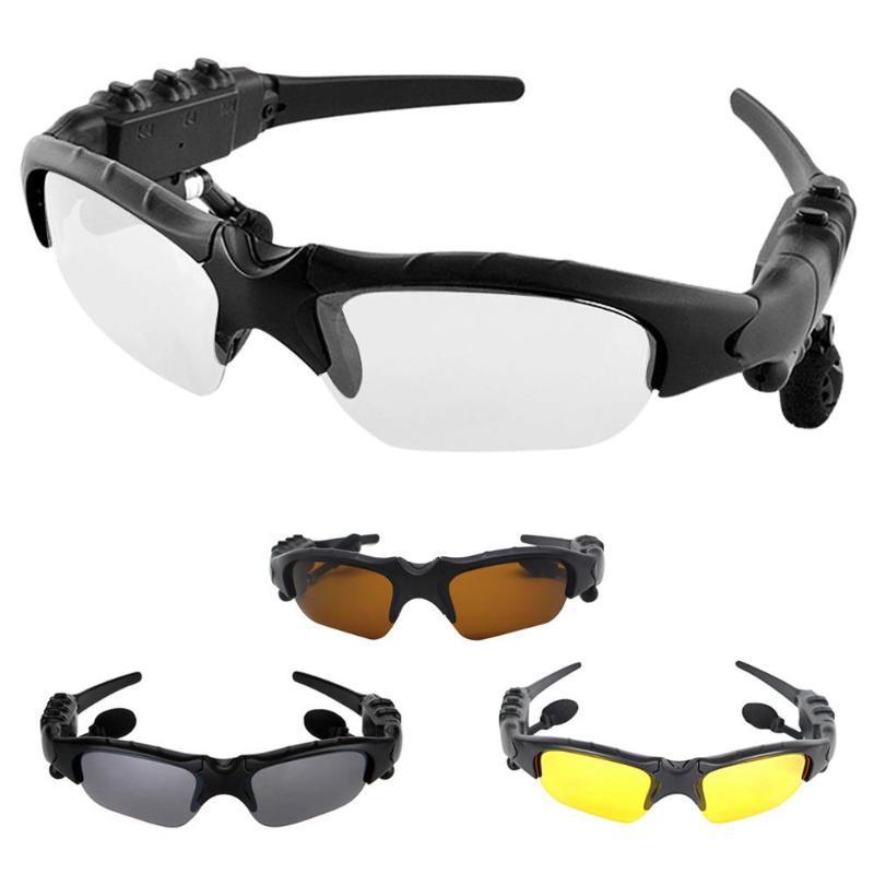 Bluetooth 4,1 óculos óculos de sol fone de ouvido fone de ouvido ... 5454eeb086