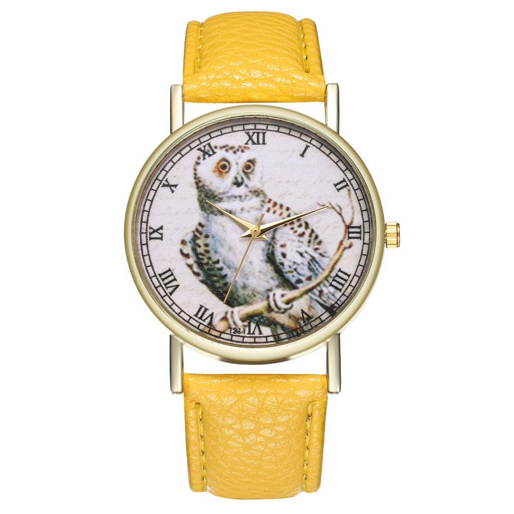 reducere uriașă 100% de înaltă calitate jumatate din D-na bărbaţi ceas Hot vânzarea Trend moda Cartoon model cuarţ ceas ...