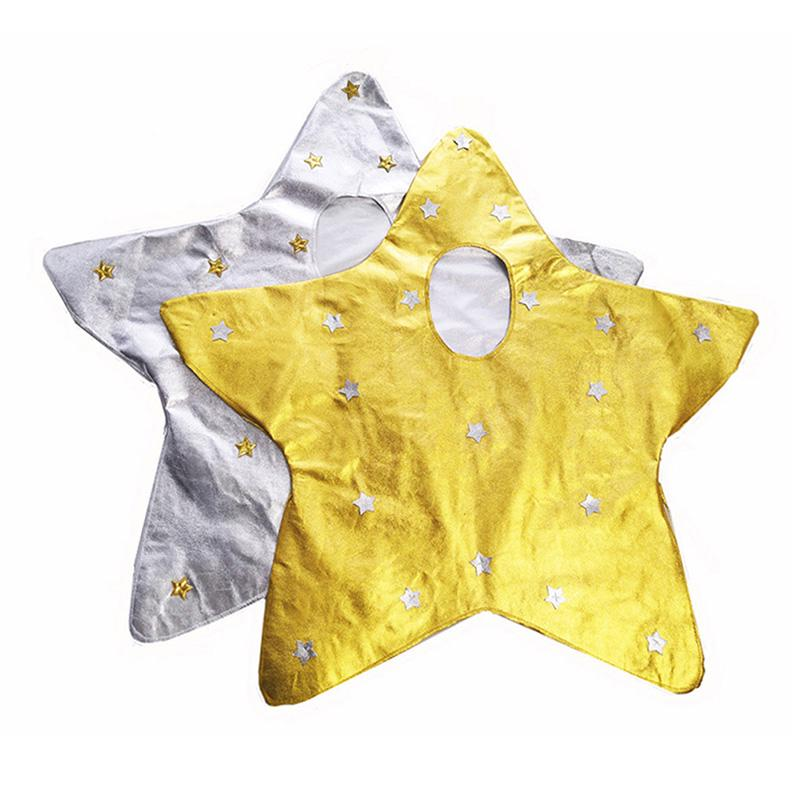 Christmas Nativity Kids Star Costume Boys Girls Party Fancy Dress Outfits US