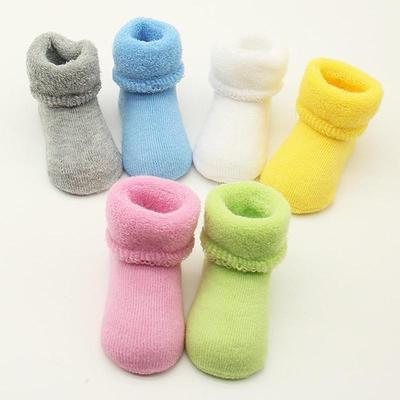 Fashion Baby Girl Boys Newborn Winter Warm Boots Toddler Infant Soft Socks