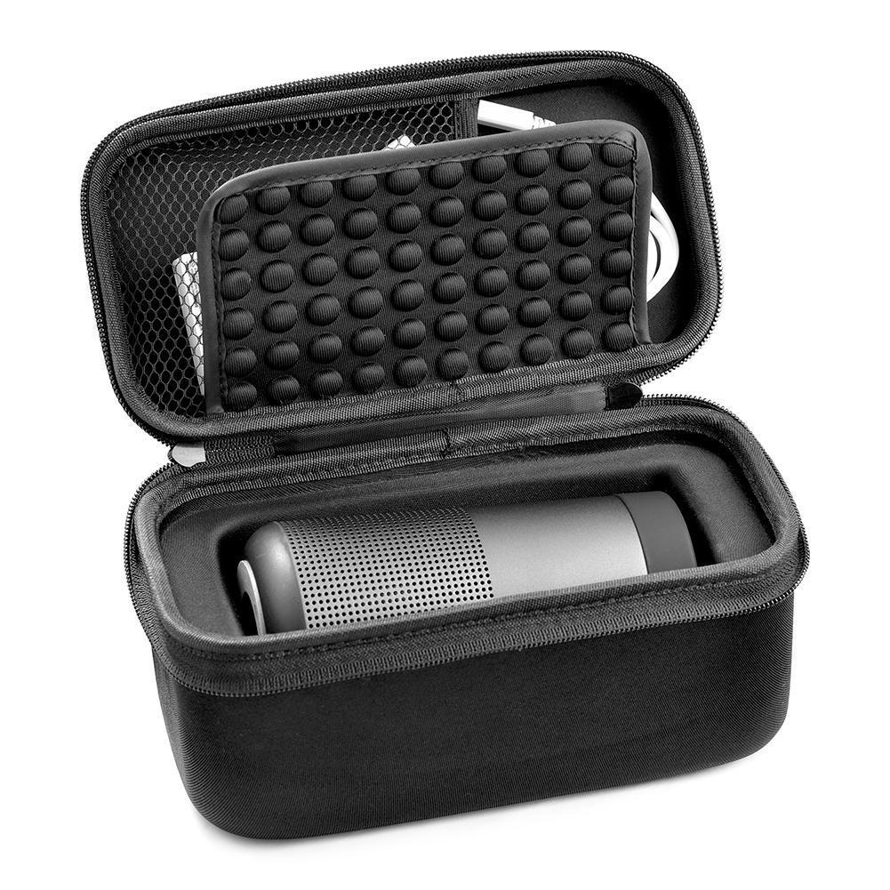 EVA Outdoor Carry Hard Case For SoundLink Revolve//JBL//Logitech Bluetooth Speaker