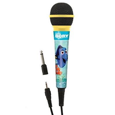 HQ-POWER HQMC10006 dynamisches Mikrofon blau
