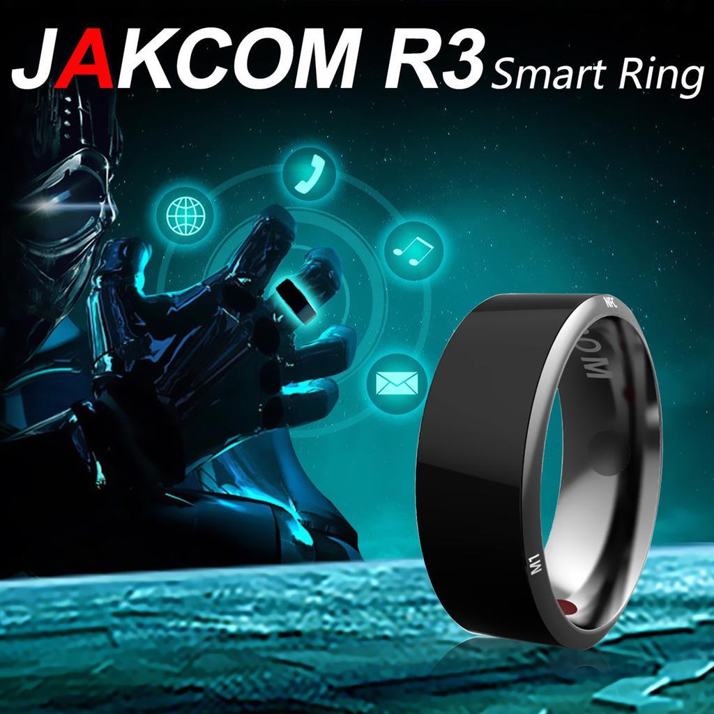 Flushzing Jakcom R3F R3 Intelligente Anello di Usura La Nuova Tecnologia Magica Finger NFC Ring per Android//Blackberry//Windows Phone//Cellulare