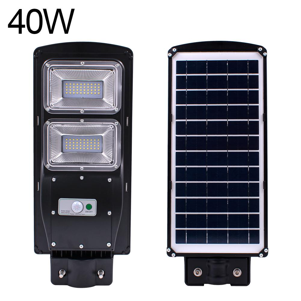 40w Ip67 Led Solar Wall Light Pir, Motion Sensor Lights Outdoor South Africa