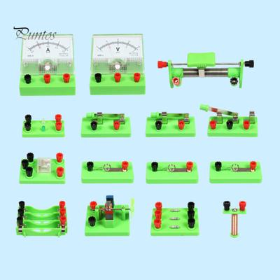 LABS JUNIOR SCIENCE MAGNET SET FOR KIDS EDUCATION SCIENCE EXPERIMENT TOOL SUPER