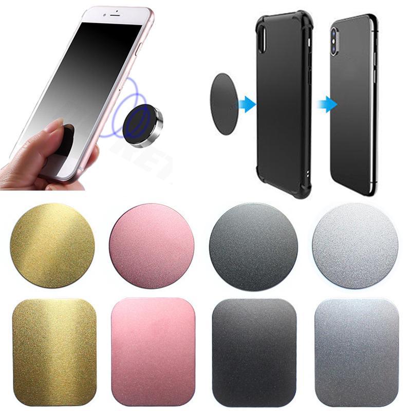 Металлическая пластина диска для сотового телефона магнит держатель магнитные автомобилей горе стикер – купить по низким ценам в интернет-магазине Joom