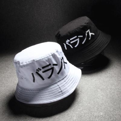 Fisherman Hat Man Retro Fashion Bucket Cap Woman Summer Hip-hop Panama Hats