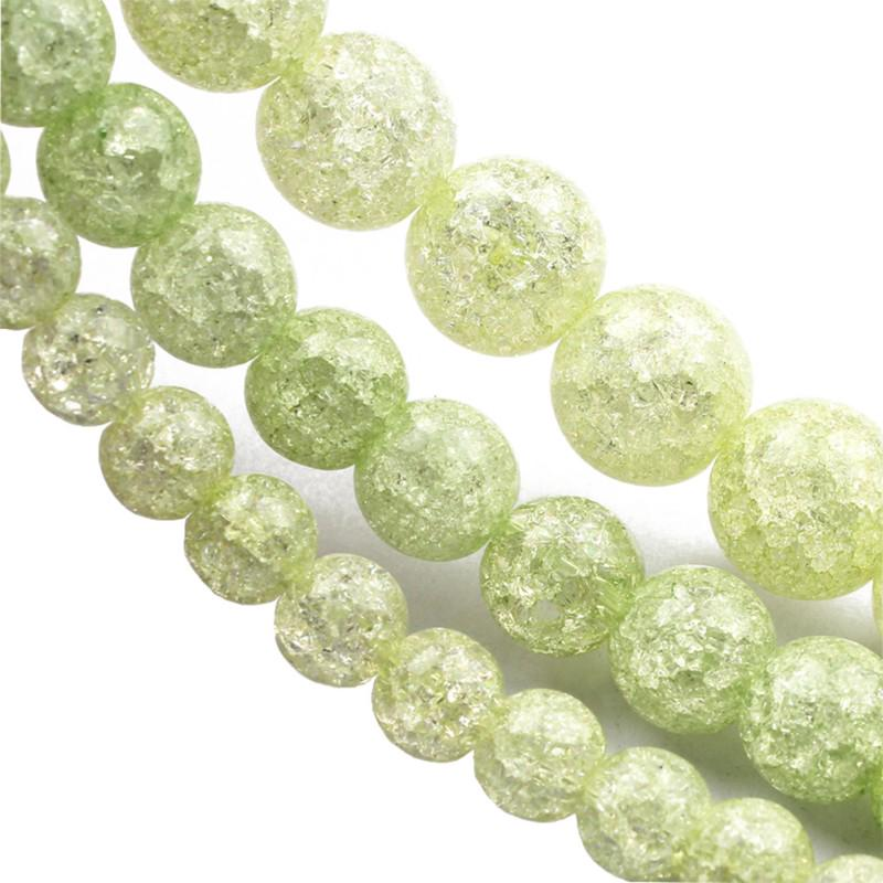 10MM  LEMON QUARTZ GEMSTONE ROUND LOOSE BEADS 7.5/""