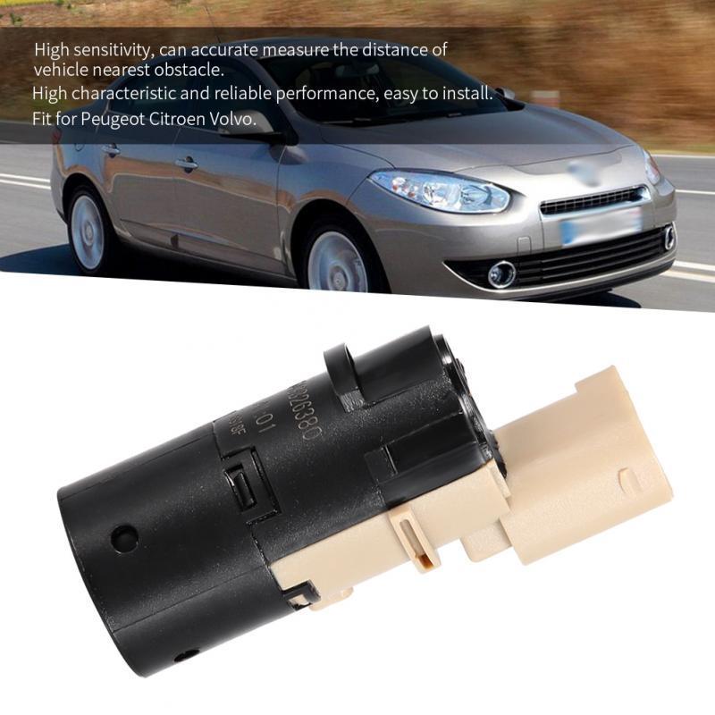 CITROEN C2 C3 PLURIEL PEUGEOT 307 OUTER DRIVER SIDE FRONT DOOR HANDLE