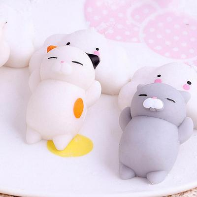 Toys & Hobbies Honest Novelty Gag Toy Practical Jokes Antistress Vomiting Egg Yolk Lazy Brother Fun Lizun Gadget Squeezed Childrens Simulation Toys Novelty & Gag Toys