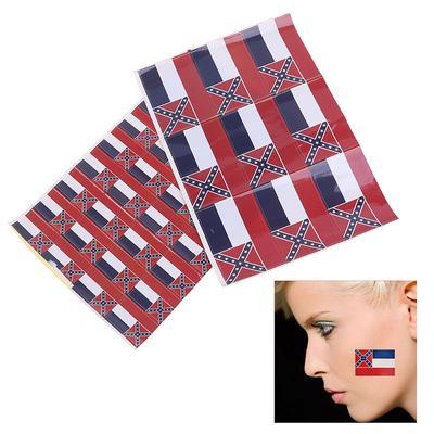 Mississippi Flag Tattoo