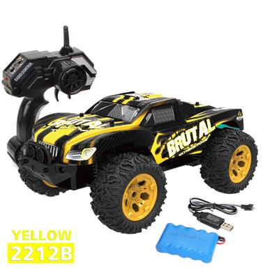 1 12 2 4g Remote Control 2wd Off Road Monster Truck High Speed Rtr Rc Car Toy Buy At A Low Prices On Joom E Commerce Platform