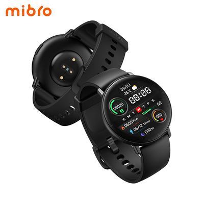 Premiere New Mibro Lite Smartwatch 1.3 Inch Amoled Screen Support Multi-language Ultra-thin Body Smart Watch Men Women Glabal Version