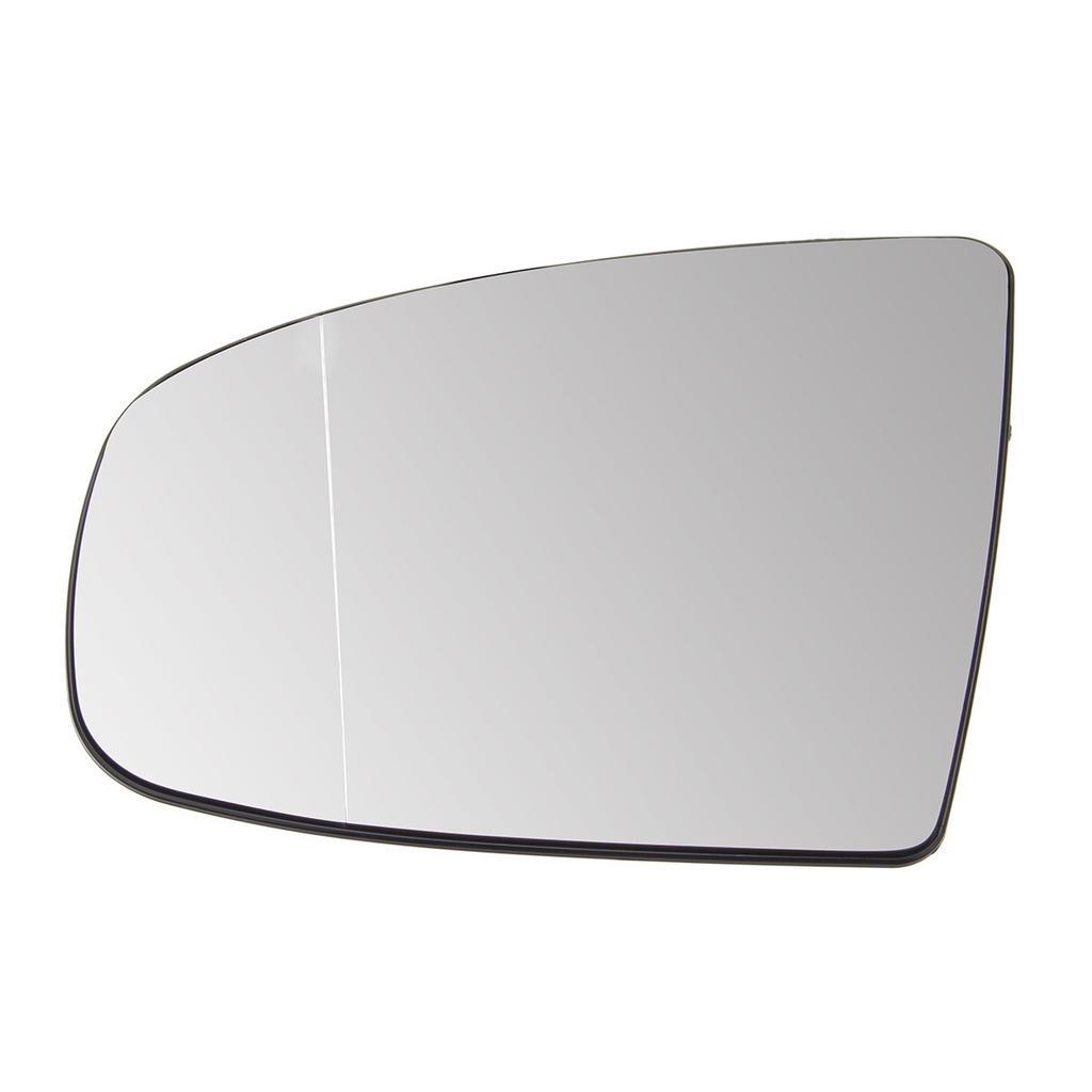 Vidrio pulido para espejo calentado a la izquierda para bmw 5er e60 e61 03