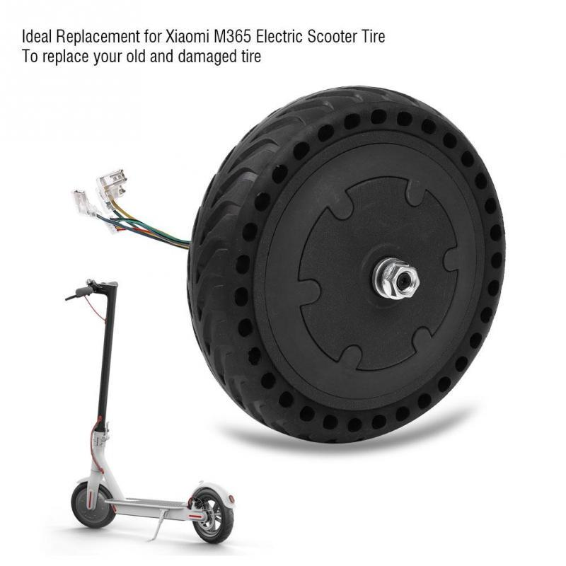 250W Motor Tire Wheel Explosion Proof for Xiaomi M365 Electric Scooter E-Bike