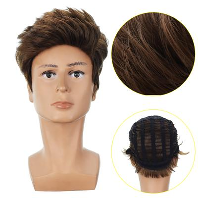 Historical Costume Men/'s Baroque Wig Human Party Cosplay Fancy Dress Costume