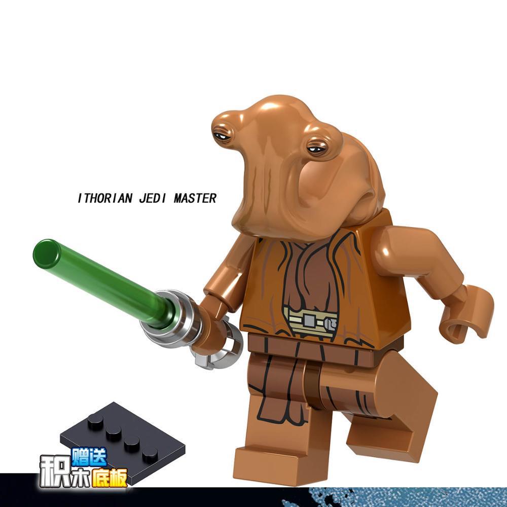 Рисунок Люк Дарт Вейдер Дуку Реван Сив Гривус C3Po Хан Соло Лея Маз Энакин Yoda блоки игрушки фото