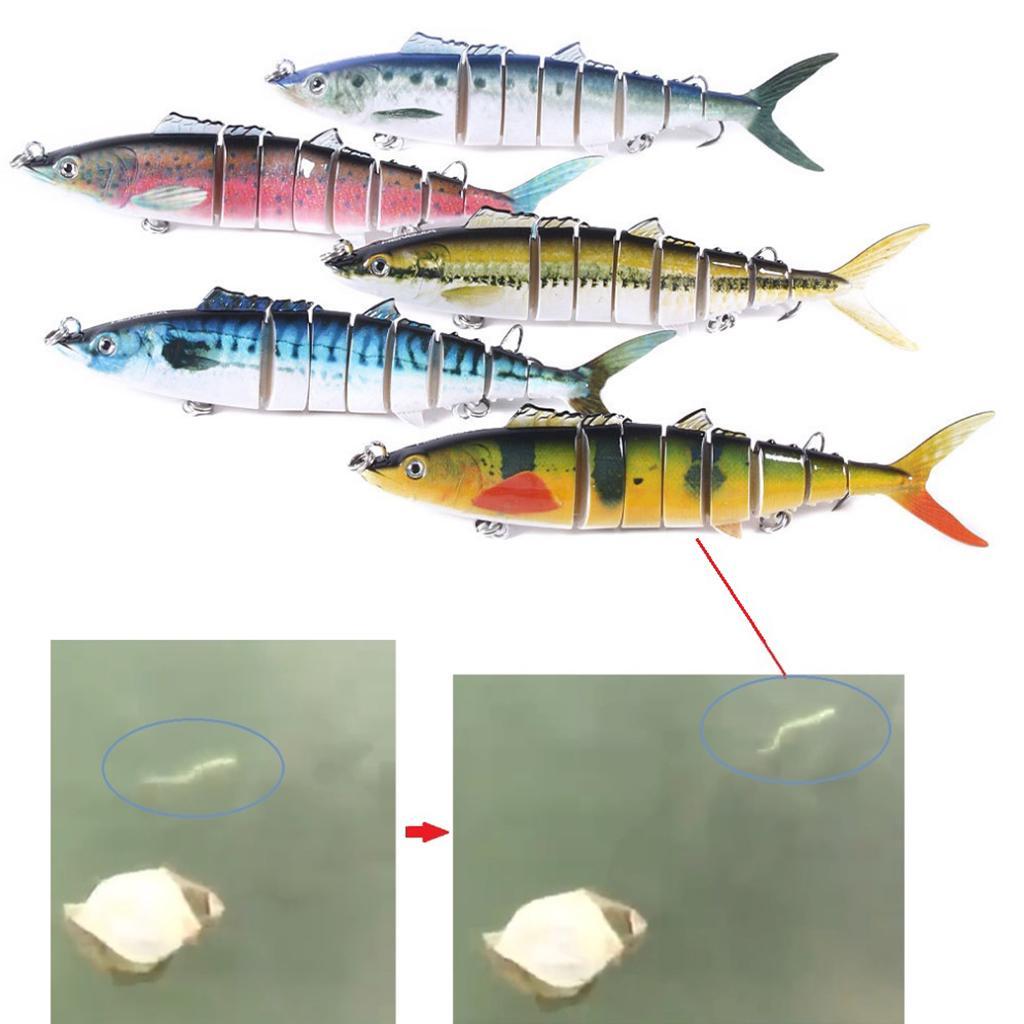 9pcs//set Swimbait 6.8cm//6.5g Minnow Fishing Lure Hook Tackle Hard Bait Wobbler