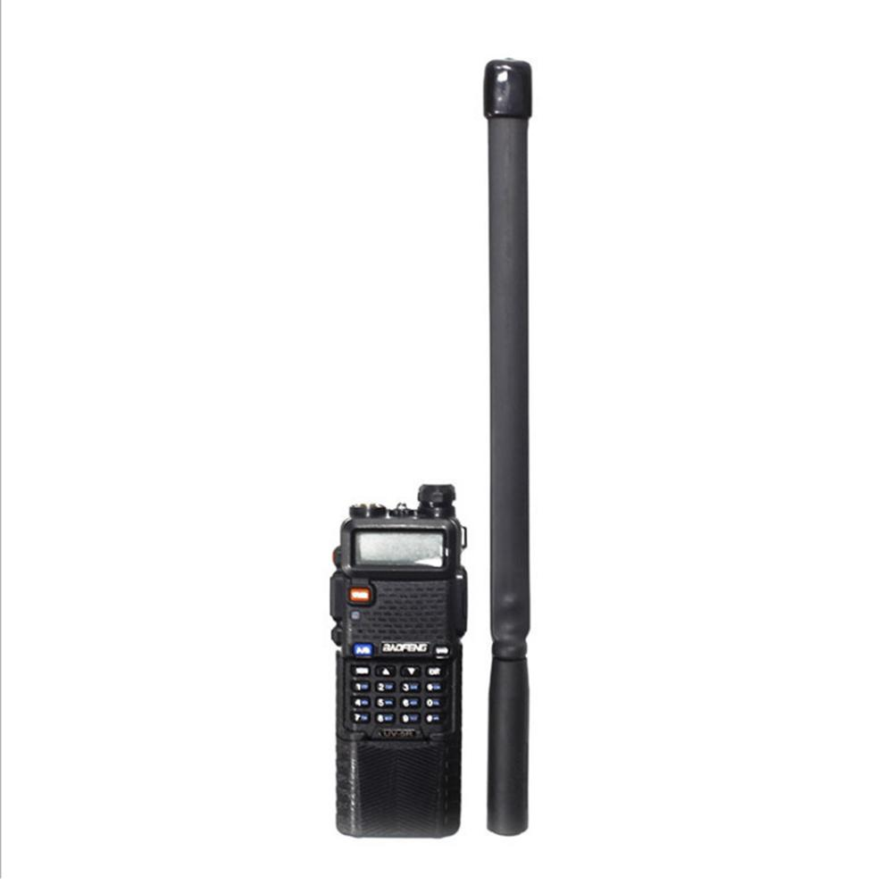 Black High Gain Sma Female Antenna For Baofeng 888S Walkie Talkie Two-Way,Radio@