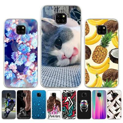 Soft Silicone Case for Ulefone Power 2 3S S8 S7 Case for Ulefone Armor 6 Note 7 S10 Pro Cover Painted Cartoon Cute Flower Patterned Phone Bumper