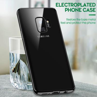 Luxury Shakeproof Ultra-thin Hard Case+Tempered Glass Cover