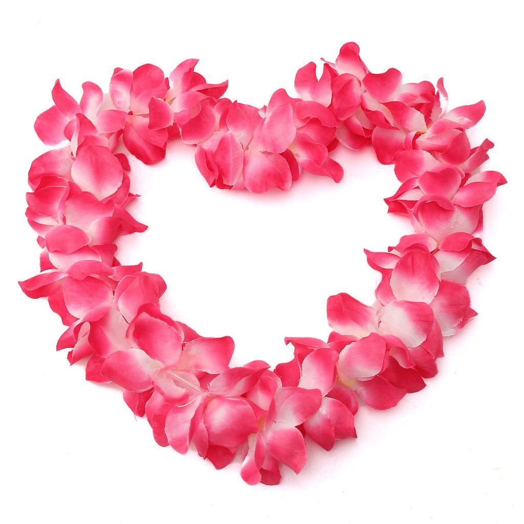Leis de flores Hawai guirnalda collar disfraces fiesta Hawaii playa ...