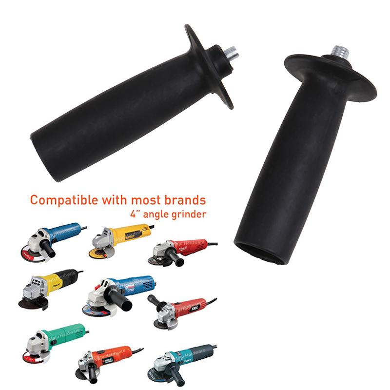 M8 M10 Thread Auxiliary Side Handle For Angle Grinder Grinding Machine Too RAS