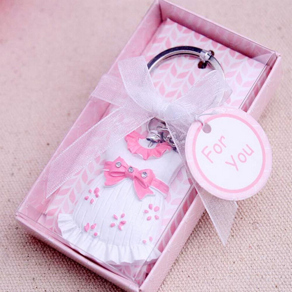 Guest Resin New Supplies Key Gift Favor Arrival Party Girl Keyring ...