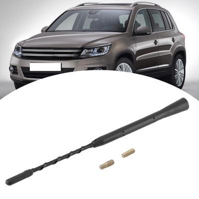 "Car Auto Radio AM//FM Antenna Black 8/"" Screw-in For Acura Models"