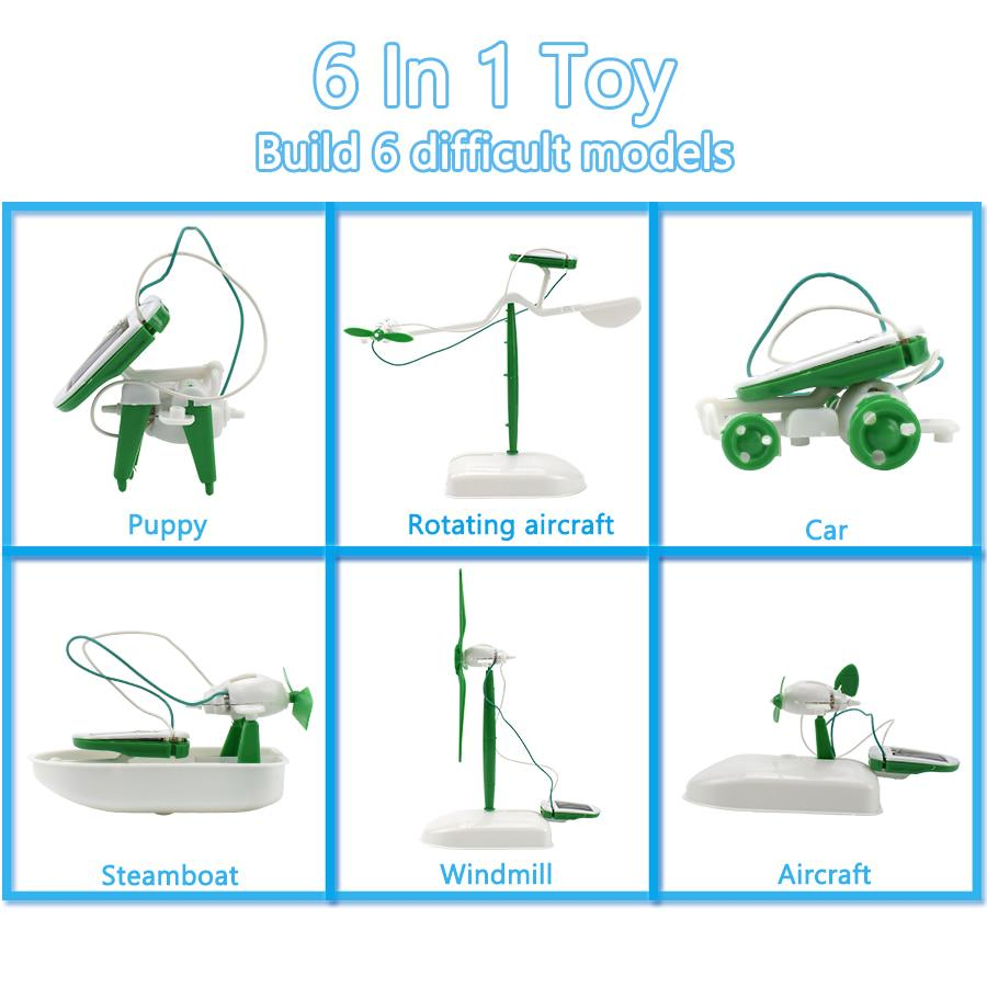Details about  /CW/_ DIY Auto Drawing Robot Kit Physics Scientific Experiment Assemble Model Toy