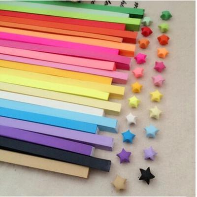 255pcs Handicraft Origami Lucky Star Paper Strips DIY Folding ... | 400x400