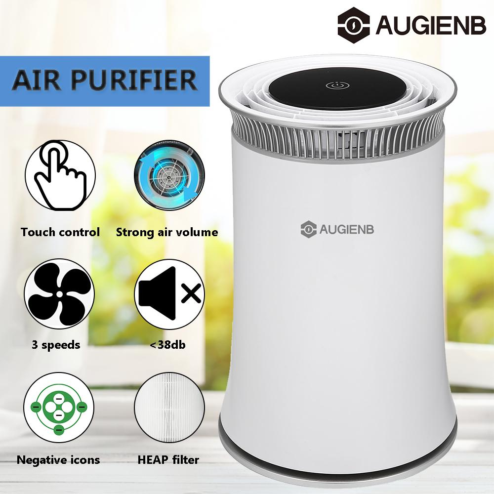 AUGıENB masaüstü hava temizleyici bileşik filtre dokunmatik düğme kontrol  8H Zamanlayıcı taze toz için – online alışveriş sitesi Joom'da ucuza  alışveriş yapın