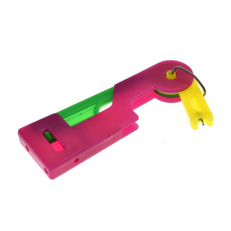 3pcs automático aguja enhebrador ayudante hilo guía dispositivo ...