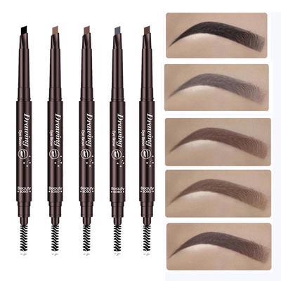Eyebrow Tattoo Pencil Waterproof Eyebrow Pencil Long Lasting Paint Tattoo Eyeliner Eye Brow Pen