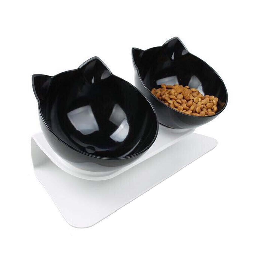 Personal Care Appliance Parts Xiaomi Stainless Steel Pet Dog Bowl Puppy Cats Food Drink Water Tilted Feeder With Base Pets Supplies Non-slip Feeding Dishes