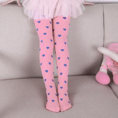 Fashion Baby Girl Kid Stripe Hearts Flower Long Socks Tights Arm Leg Warmers